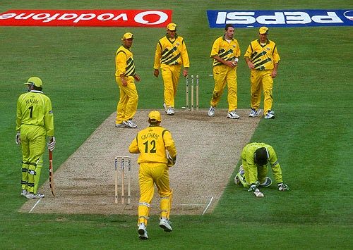 Australia vs Pakistan 1999
