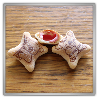 Candysan Japanese Candy Haul Review japan food meiji Koala no machi Strawberry and Milk gloci Giant Caplico
