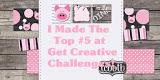 Get Creative  - Top 5