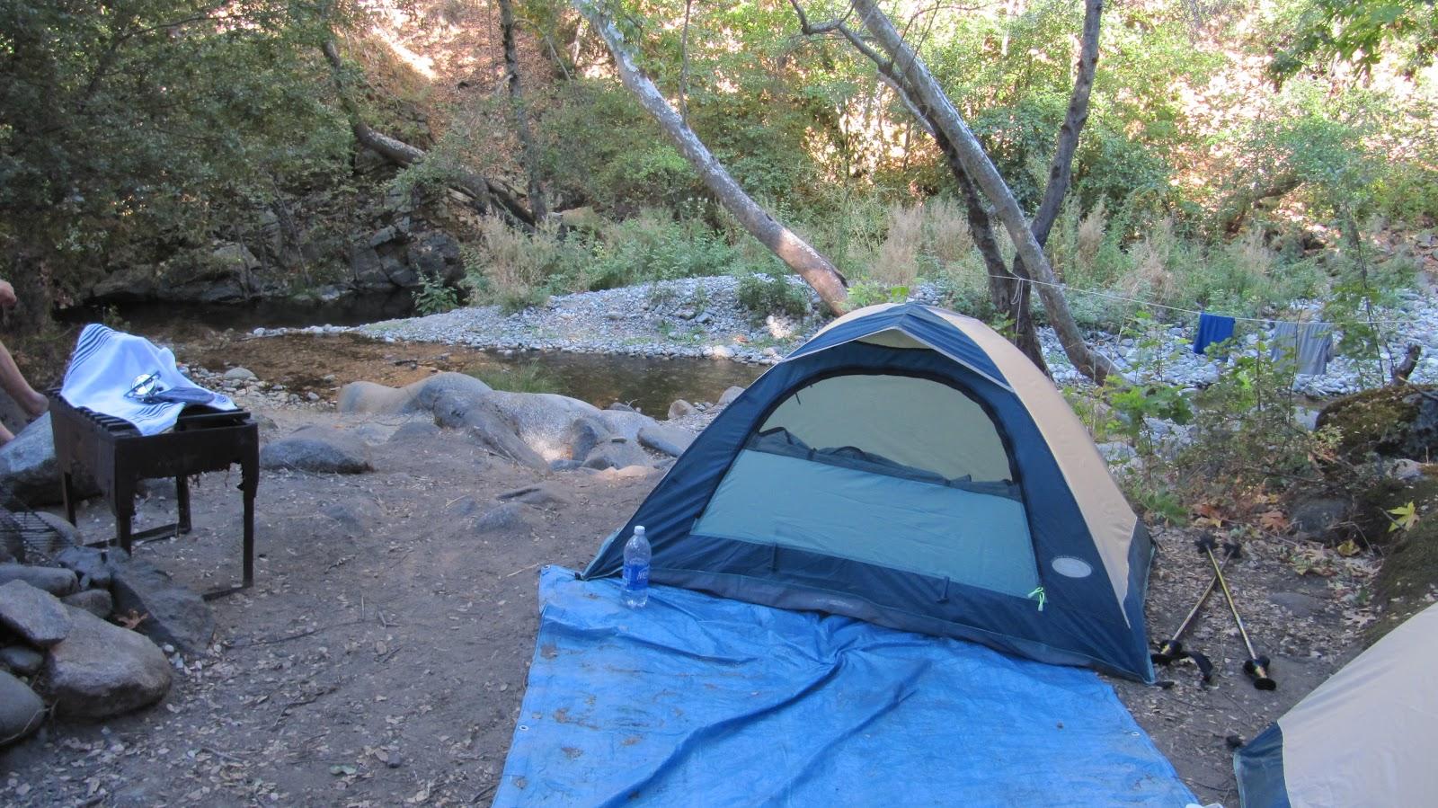ashley's adventure blog: los padres dam to carmel river camp