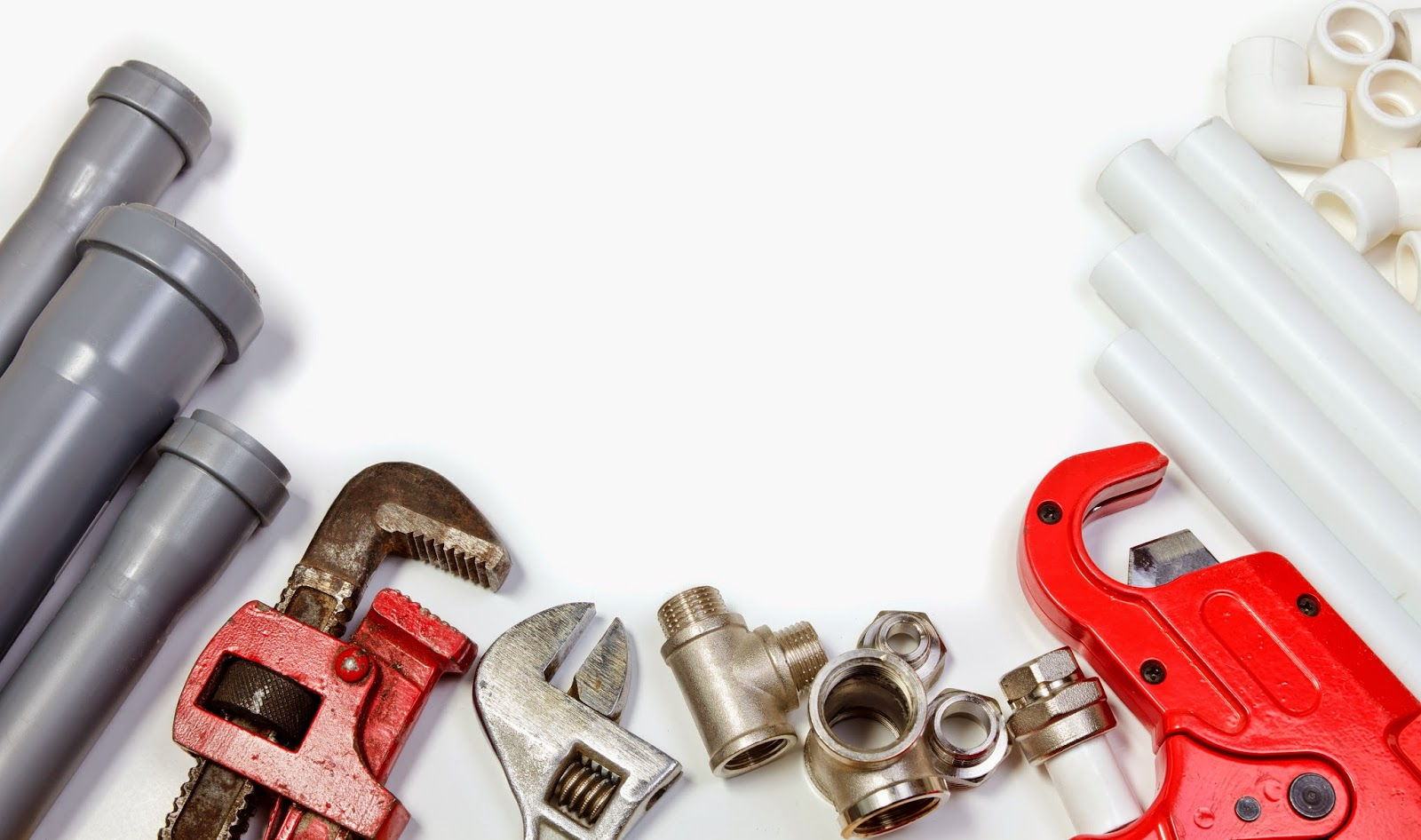 plumbing equipments