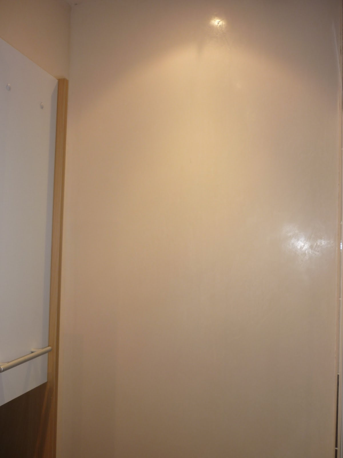Dans l 39 art du temps d coration d 39 int rieur le savoir faire au f minin - Stucco peinture video ...