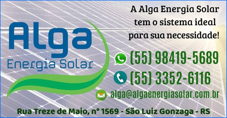 Alga Energia Solar