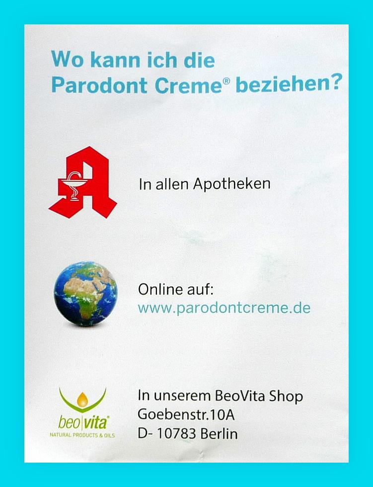 Parodont Creme®