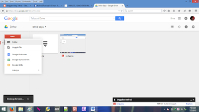 Cara Mennyimpan File di Internet Melalui Google Drive Dengan Mudah