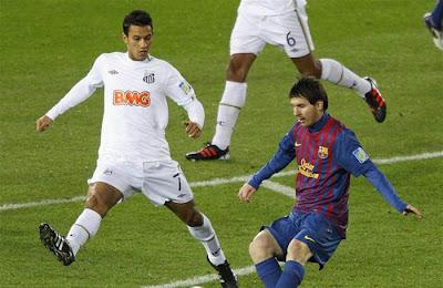 Barcelona 4 - 0 Santos (2)