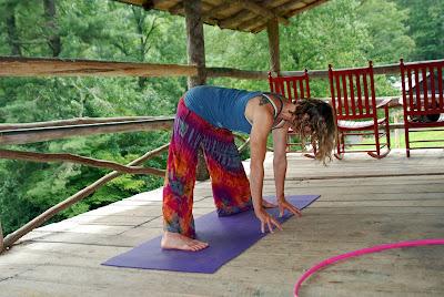 tiedye+pants - The Mudslide of Tie -Dye Pants Go to Yoga Class
