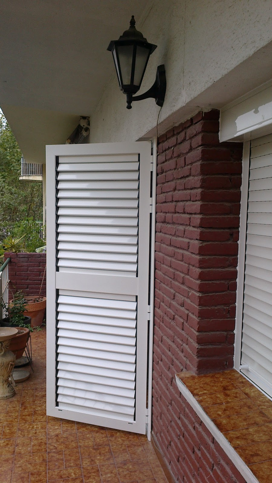 Puerta aluminio terraza - Puertas de terraza ...