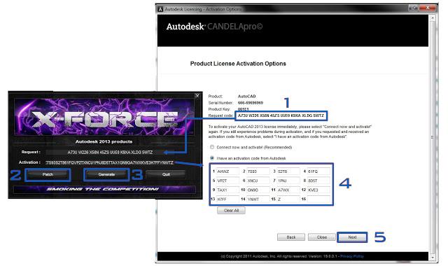 autocad 2014 crack  for windows 7