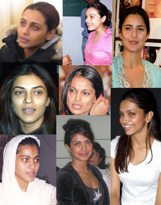 But one thing is very real and special that they has better quality in    Kajol No Makeup