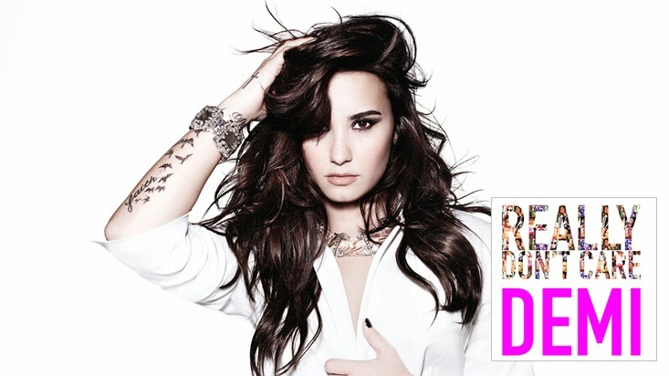 Music Video Review Demi Lovato Really Dont Care Feat Cher Lloyd