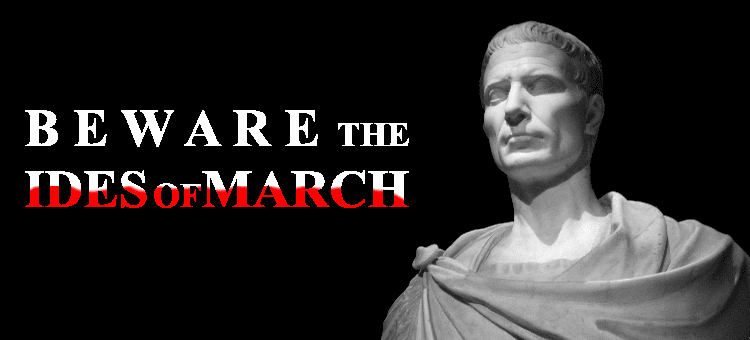 Ides of March ~ Information Security League
