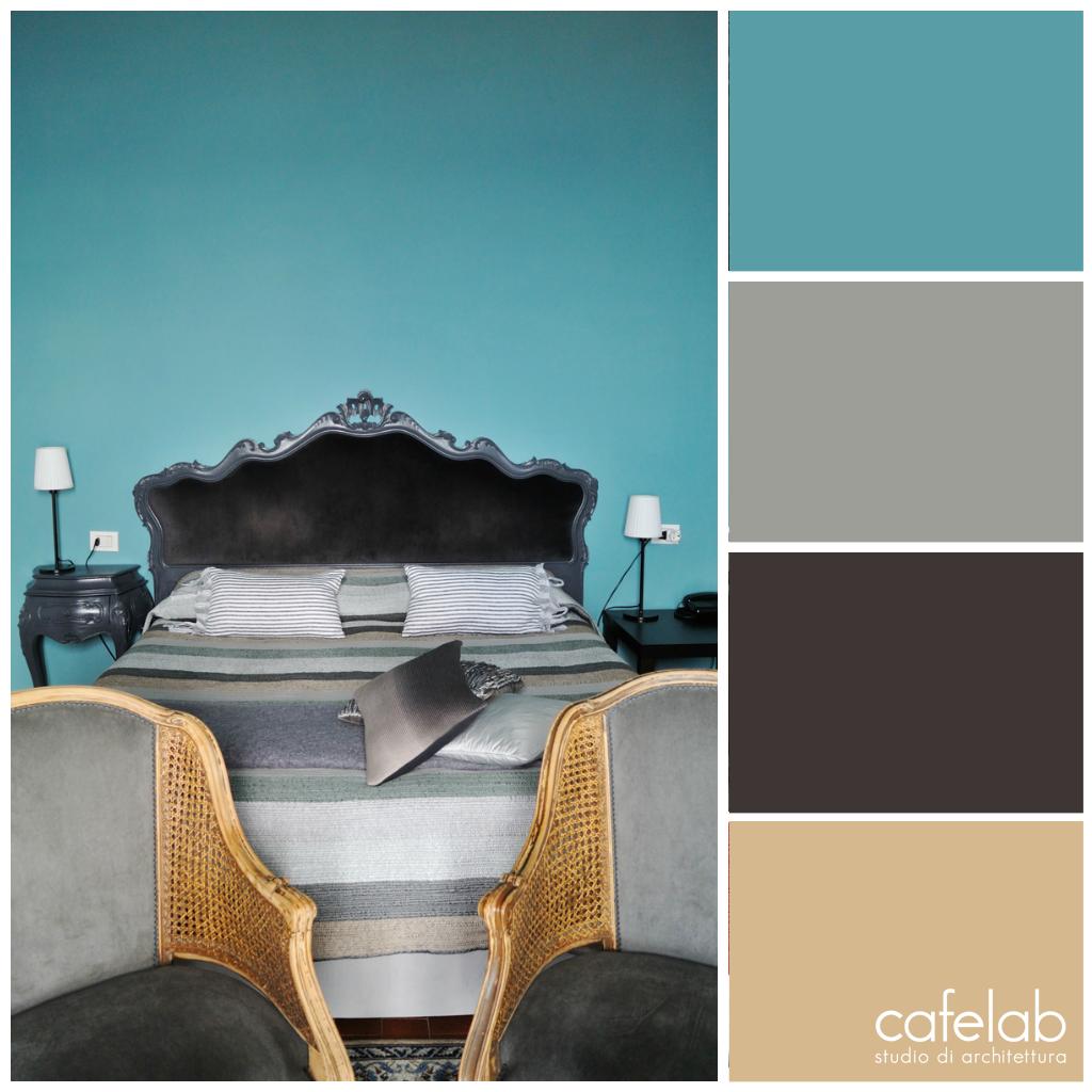 Una palette di colori per marzo for Palette di colori per pareti