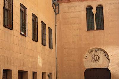 Old Synagogue in Segovia