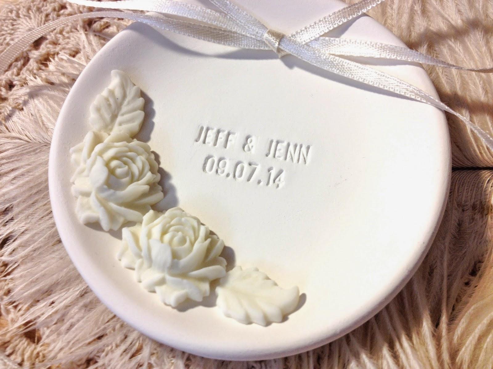 cupidsatelier blogspot handmade wedding rings Blog of CupidsAtelier Custom Handmade Wedding Ring Bearer Bowls Wedding Favours