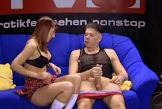 Sexo en Vivo la TV Holandesa