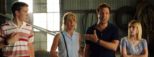 We're the Millers Jennifer Aniston Jason Sudeikis