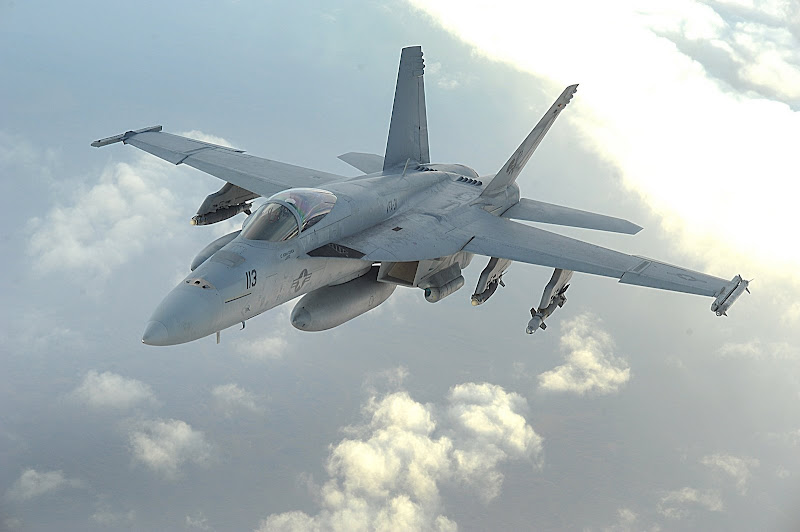 F/A-18E/F Super Hornet Strike Attack Aircraft
