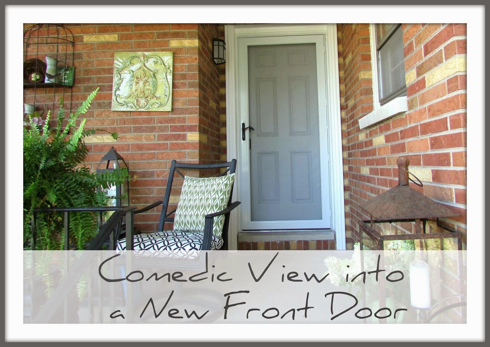 Front Door DIY Project