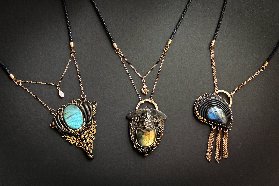 how to clean fantasy jewelry