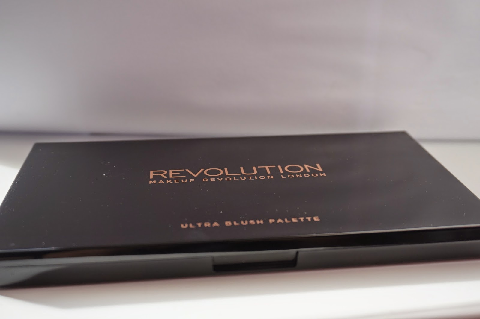 Makeup Revolution Ultra Blush Palette Sugar and Spice- Dusty Foxes Beauty Blog