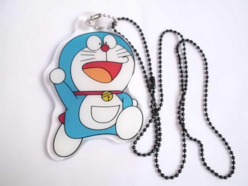 Makacio Kalung Doraemon Lari Rp20000