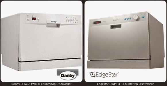 Edgestar Countertop Dishwasher Comparison 2015