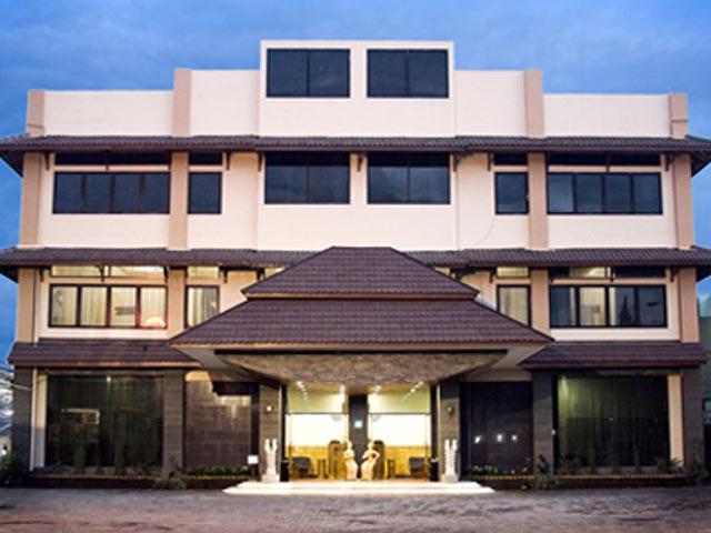 Hotel bumi makmur indah lembang tangkuban perahu for Design hotel bintang 3