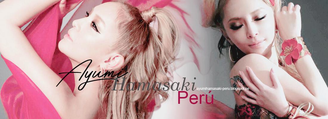 Ayumi Hamasaki Perú