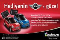 Anatolium-Bursa-AVM-Mini-Cooper-Çekiliş-Kampanyası