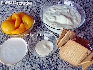 Prajitura cu iaurt si fructe ingrediente reteta