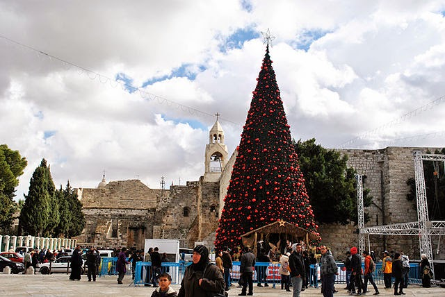 church of the nativity christmas - Best Christmas Vacation Destinations