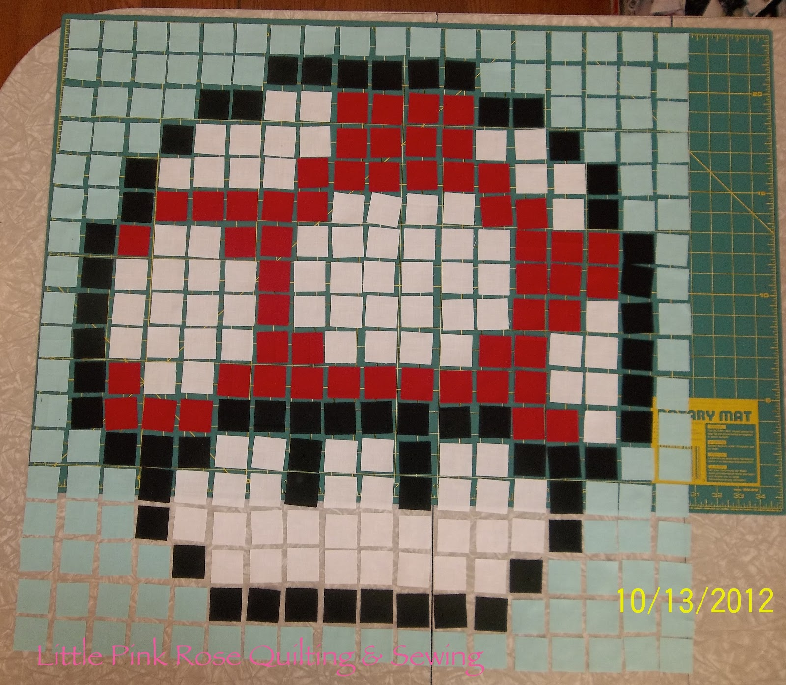 Little Pink Rose Quilting & Sewing : Super Mario Brothers Quilt ... : mario quilt - Adamdwight.com