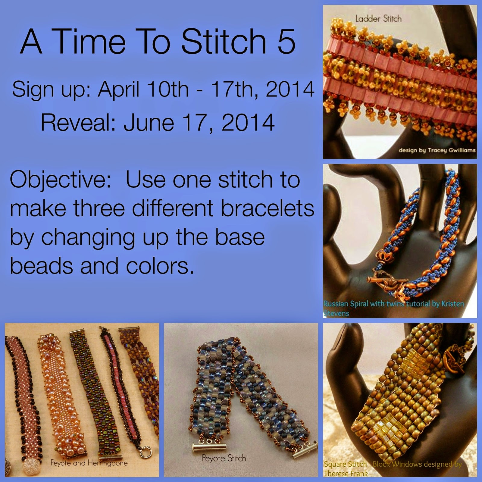 Time to Stitch