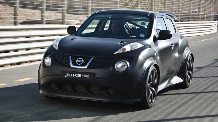 nissan juke r fastest crossover review. Black Bedroom Furniture Sets. Home Design Ideas