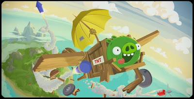 Download Game Bad Piggies Versi 1.2.0 Terbaru