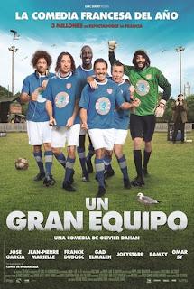 Ver Un gran equipo Online Gratis (2012)