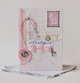 Моя открытка в ТОП-5 блога I love scrap