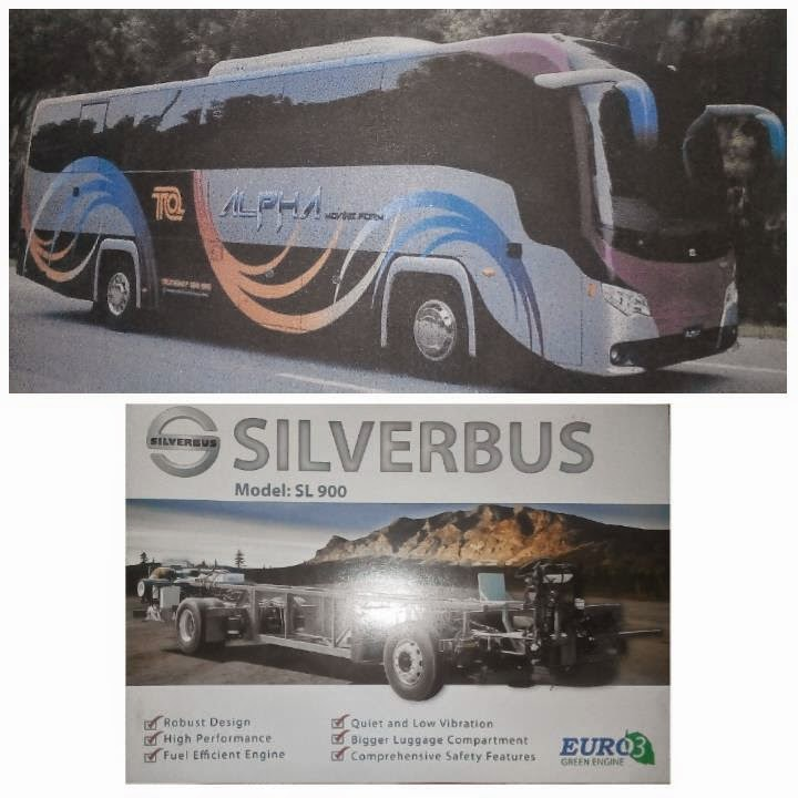 BUSES & BUS SEATERS FOR SALE