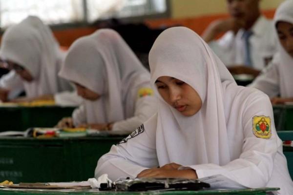 Peserta Ujian Nasional Di SUMUT 736.152 Siswa