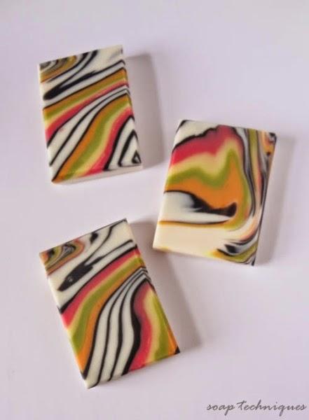 Soap Challenge Spinning Swirl