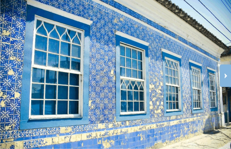 Azulejos antigos no rio de janeiro s o pedro da aldeia i for Casa del azulejo