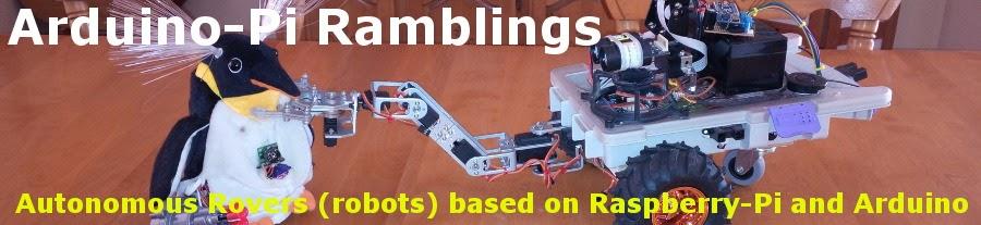 Arduino-Pi Ramblings