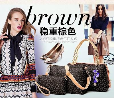 Model tas branded wanita terbaru desain tahun 2015