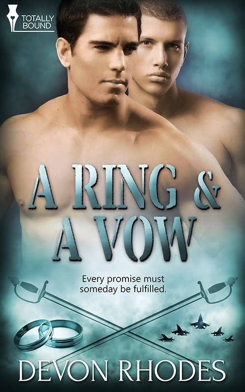 Now on pre-order for $2.50, the sequel to A Ring and A Promise