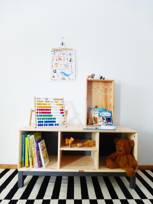 Tierposter Wandgestaltung Kinderzimmer Posterlounge