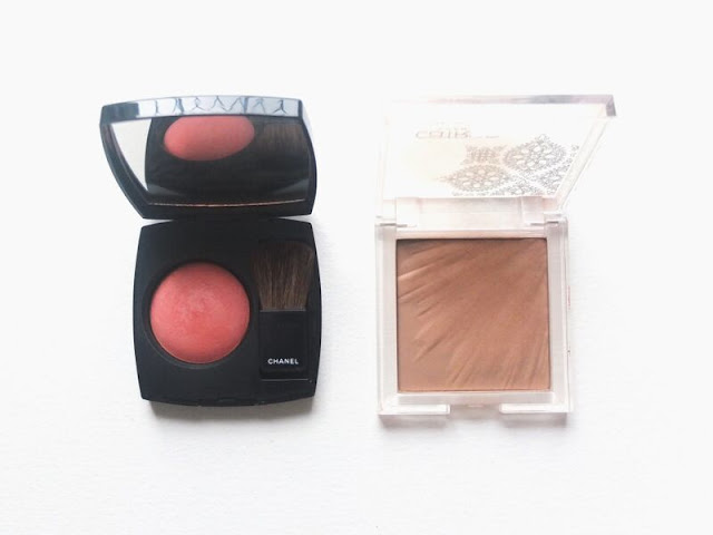 August, favourites, monthly favourites, Chanel, blush, catrice, bronzer