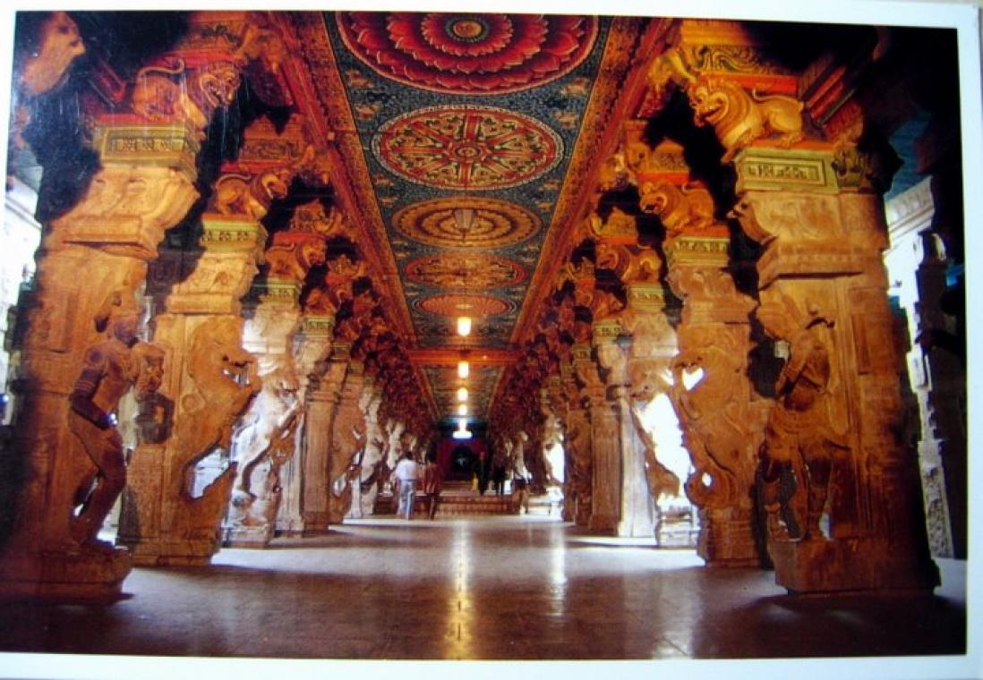 Madhurai Meenakshi Temple Gallery | Welcome to Maa ...