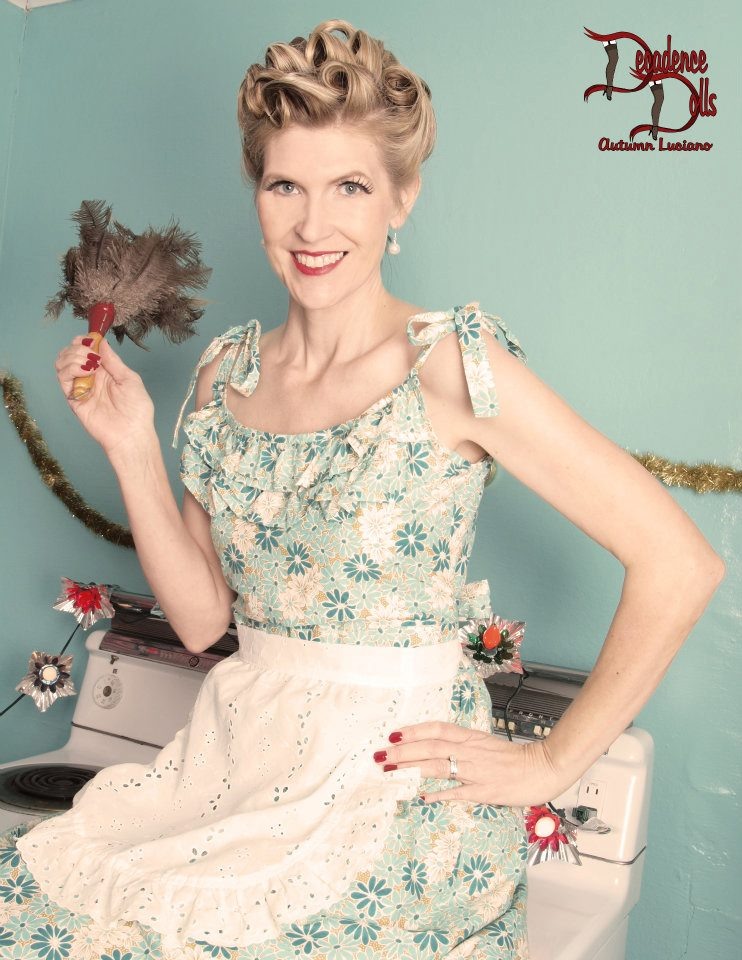 Shrististudio vintage styles the 50 39 s housewives are for Classic 50s housewife