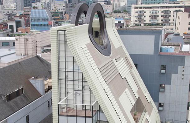 The Simone Handbag Museum Seoul, South Korea